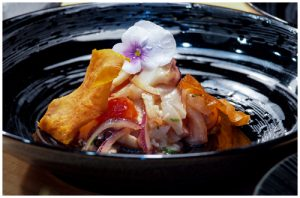 Ceviche japones